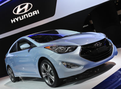 Hyundai Elantra Recall Issued Over Power Steering Problems
