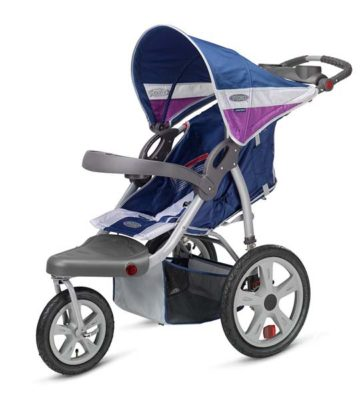 Jogging Stroller Recall Issued After 200 Injuries Caused By Front